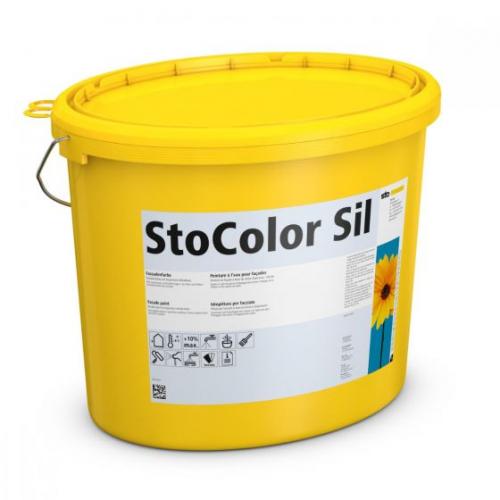 Силикатная краска StoColor Sil STO AG